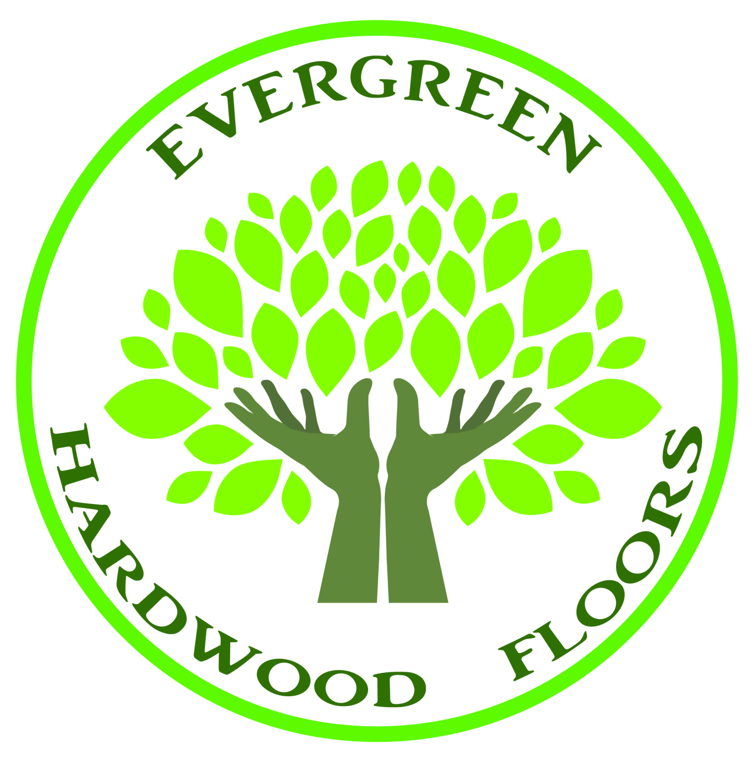 Evergreen Hardwood Floors