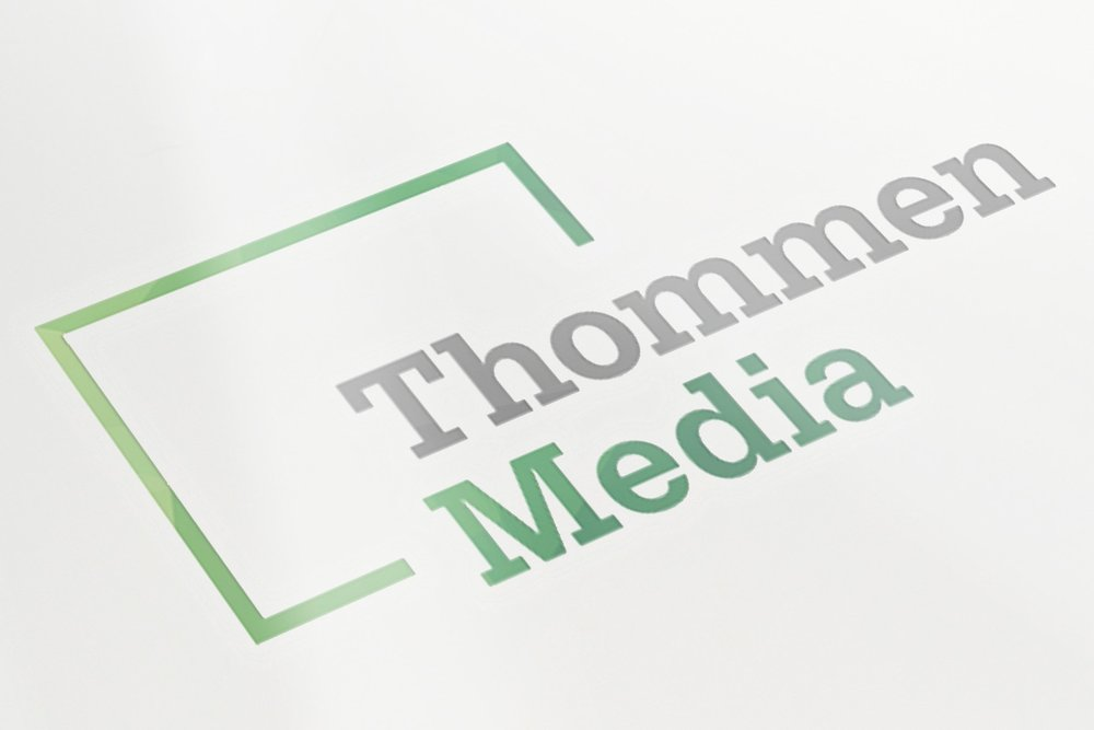 Thommen Media - Corporate Design