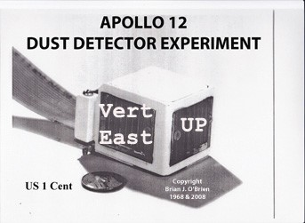 Fig. 2 -Apollo 12 DDE with one cent coin