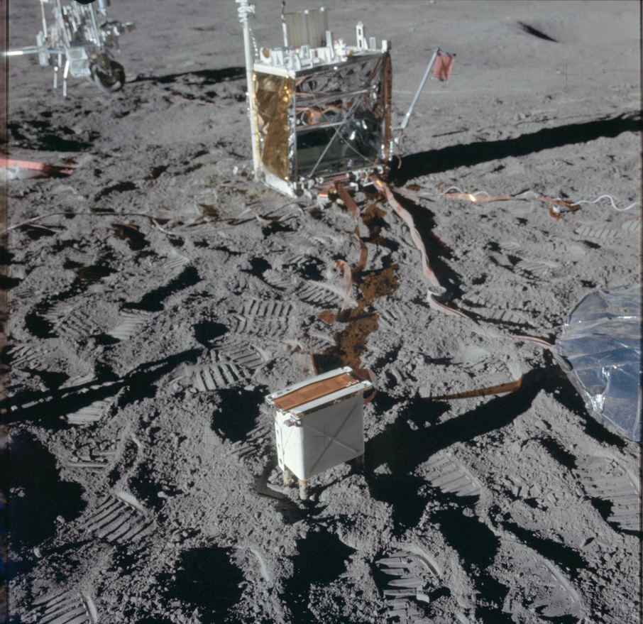ASLEP - Apollo Lunar Surface Experiment Package
