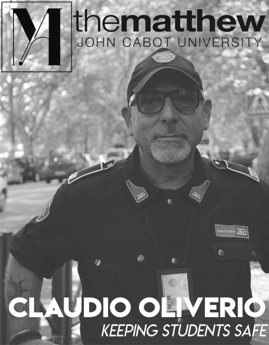 October 2018 - Claudio Oliverio, ICTS Security, Tiber Campus