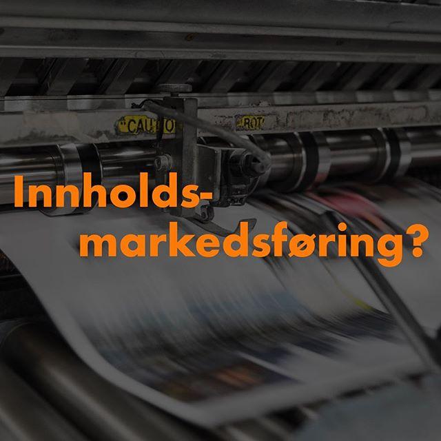 Lurer du på hva innholdsmarkedsføring egentlig er, og hvilke fordeler det kan gi din bedrift? Nå trenger du ikke lure lenger. Sjekk ut vårt siste blogginnlegg!🍐 . . . . . #blog #marketing #content #contentmarketing #innholdsmarkedsføring #innhold #markedsføring #reklame #mediebyrå