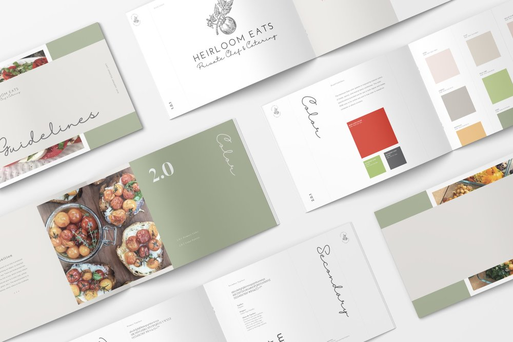 Visual Identity, Logo Design & Development