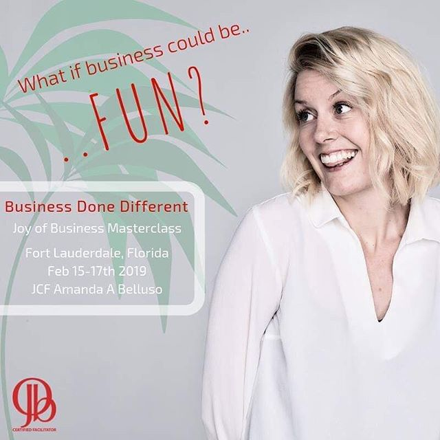 Feb 15-17th I will be facilitating a Business Done Different Masterclass in Fort Lauderdale, Florida AND livestreamed around the world. I can't wait to explore these tools even further and see what more can be created in 2019. Is it time for you to step up and into more creations, actualisation and FUN with your business and your life? More info & registration on my website, link in bio. . . .  #businessdonedifferent #joyofbusiness #howblondecanyoube #dontquityourdaydream #letsdothis #businesspassion #byoboss #blondeceo #businessmindset #buildinganempire #livelifehappy #goodthingscometothosewhotakeaction
