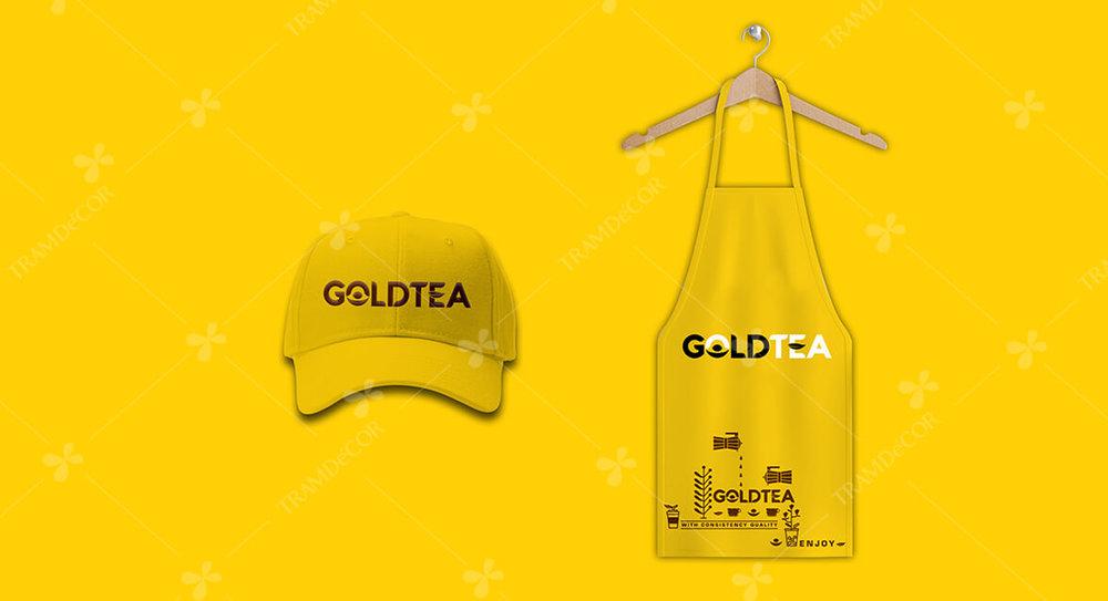 Trà Sữa Gold Tea