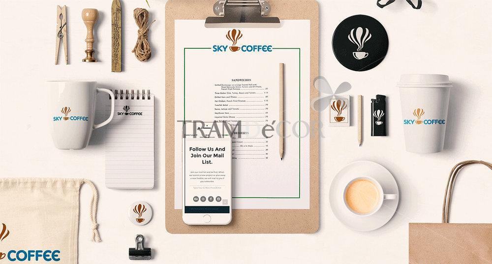 Thương hiệu cà phê Sky Coffee