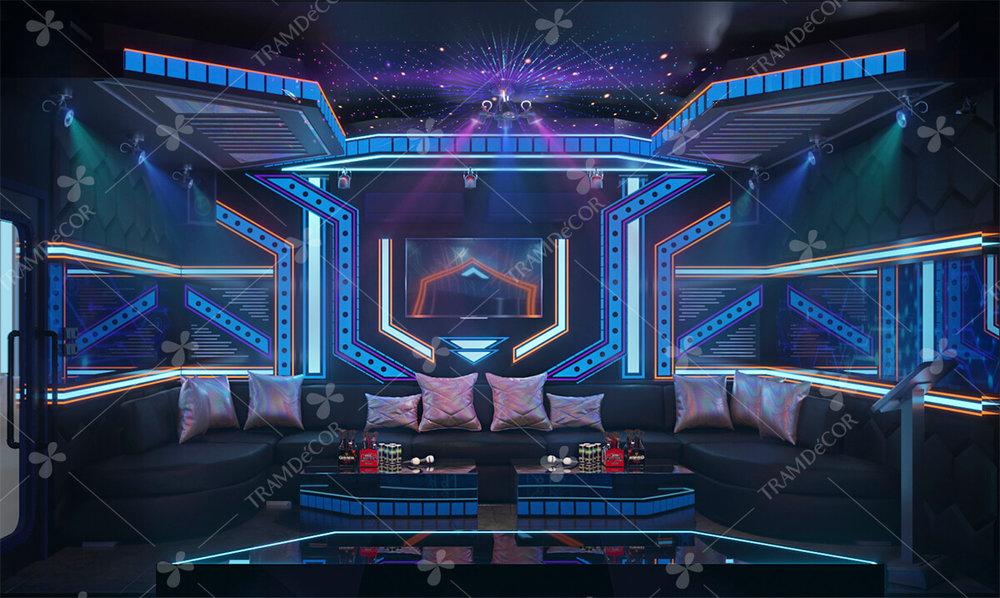 Karaoke Icool Phong Cách Electric