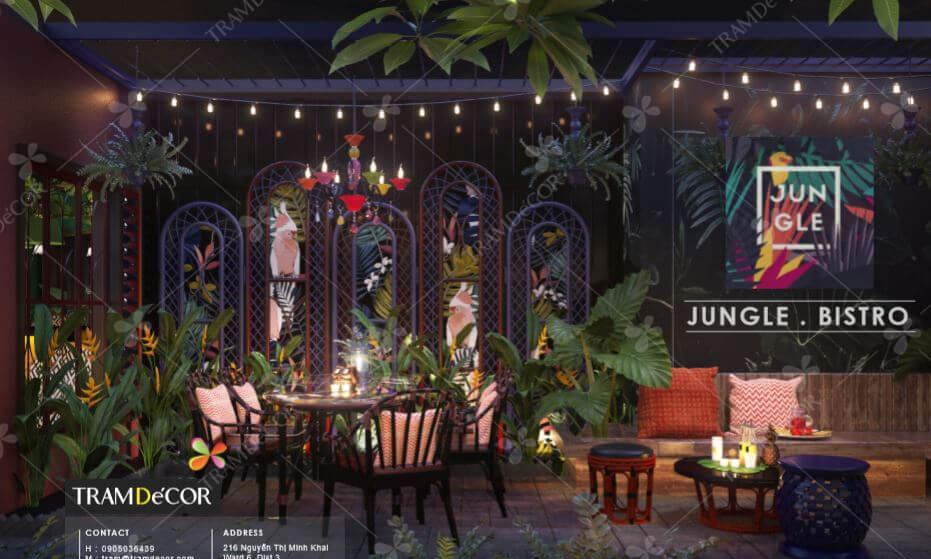 jungle bistro -