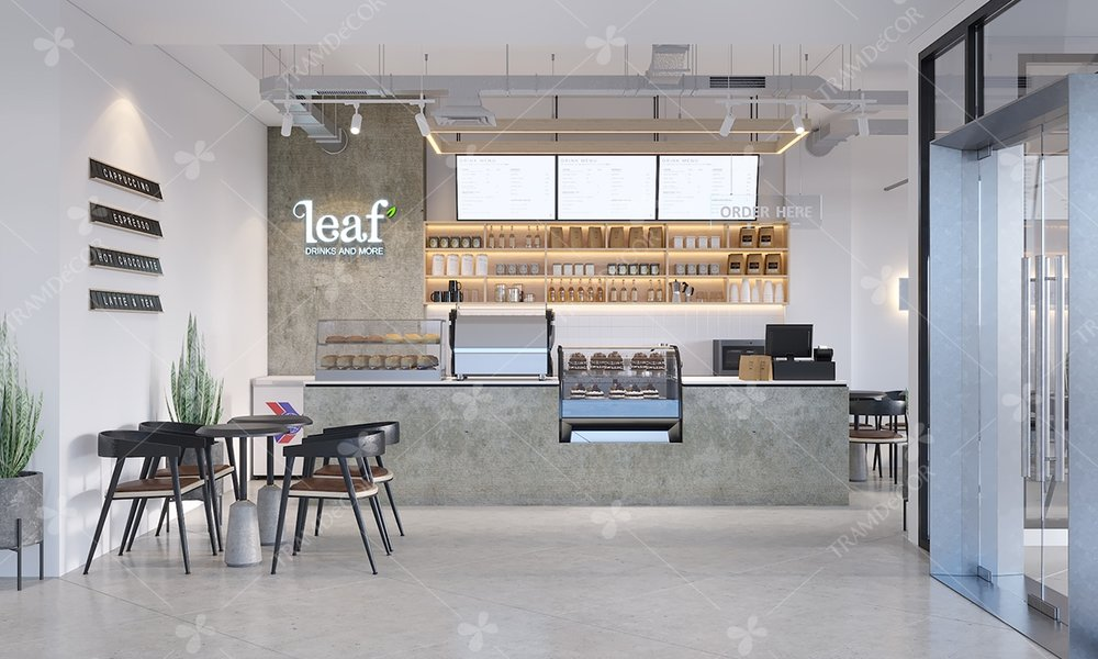 LEAF drinks and more -