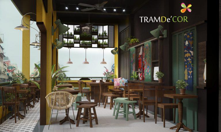 Cách sử dụng phong cách thiết kế café vintage như tạo một cá tính, thương hiệu riêng ngay giữa Thủ Đô. Mang đến không gian thú vị cho nét đẹp phong cảnh và người thưởng thức.