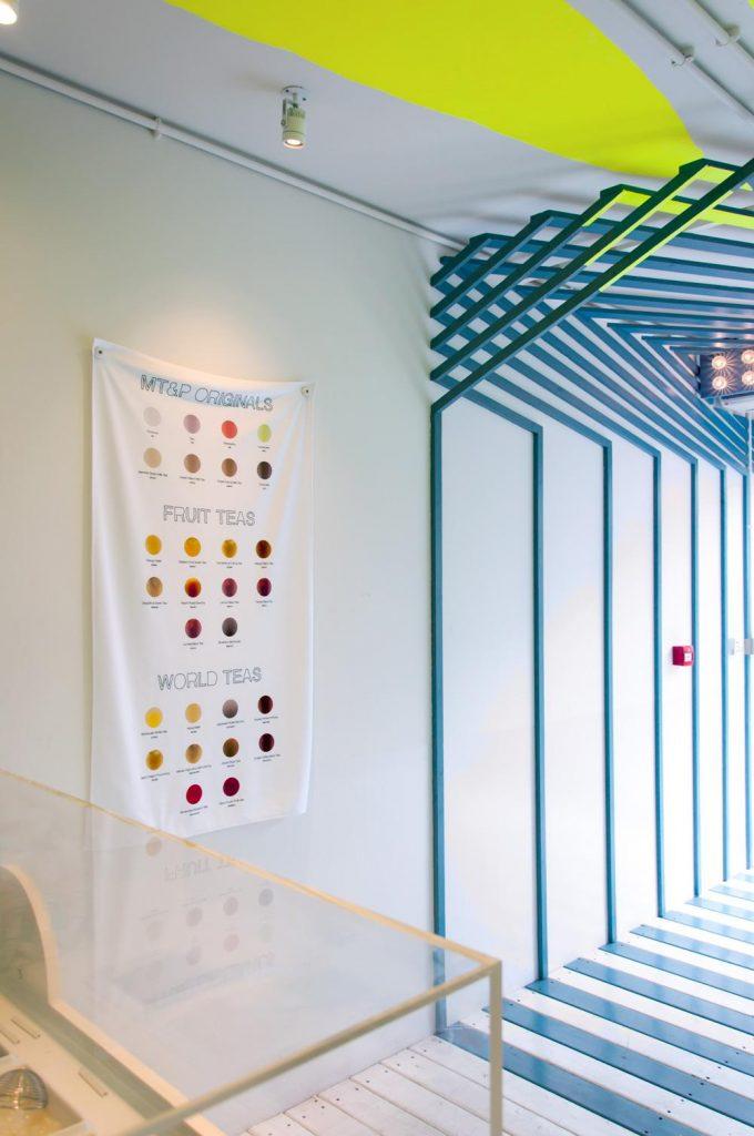 Menu lạ mắt của quán Milk Tea Pearl được tận dụng và thiết kế sáng tạo