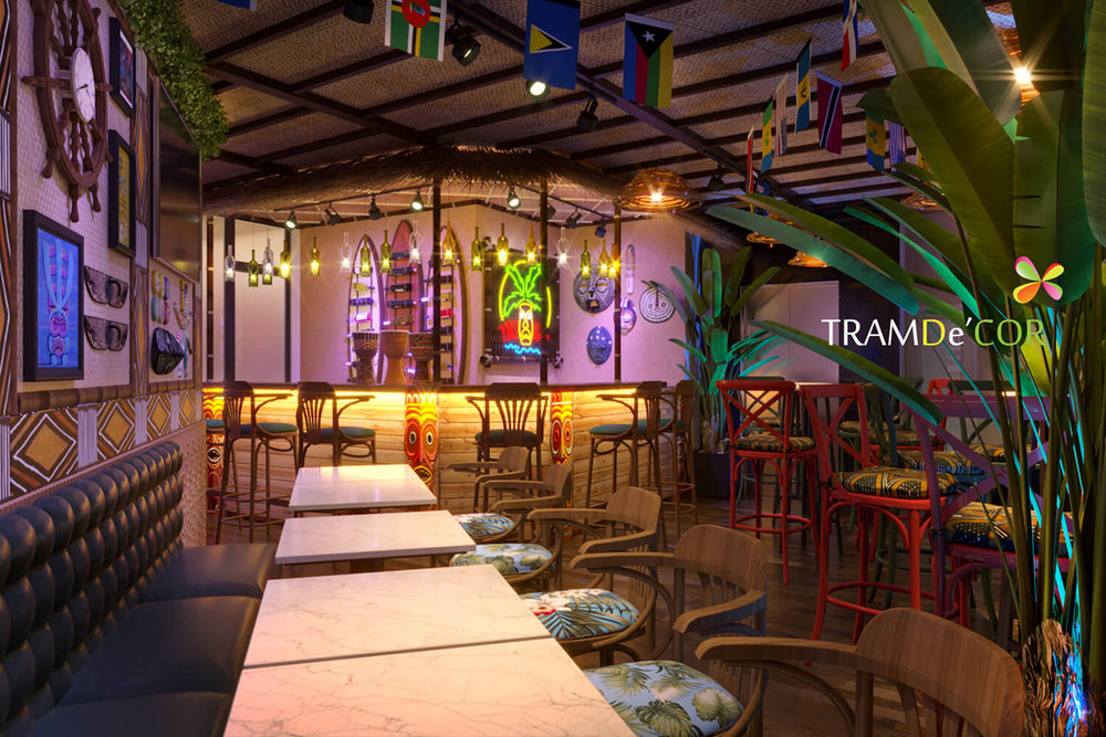 Nhà hàng Azucar Bar tại Hà Nội