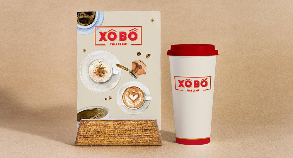 Thương hiệu cà phê Xô Bồ