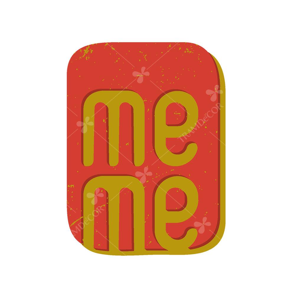 Logo nhà hàng Meme