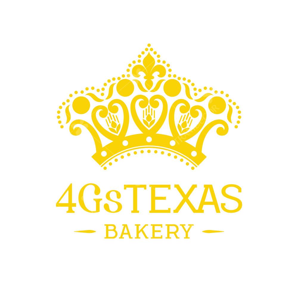 Logo Bakery 4GS Texas