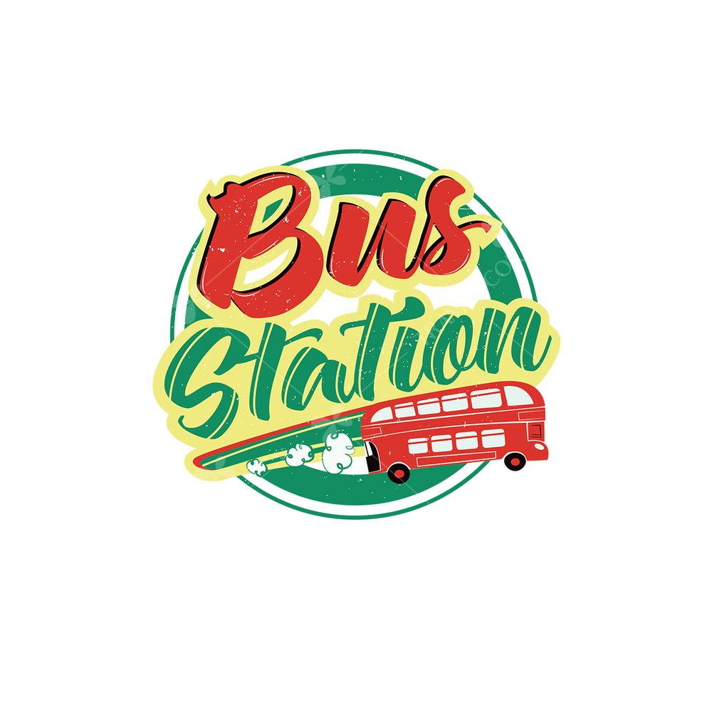 Logo nhà hàng Bus Station