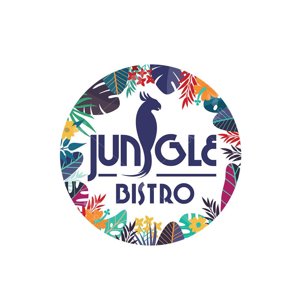 Logo nhà hàng Jungle Bistro