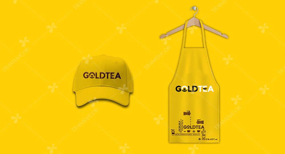 Thương hiệu trà sữa Gold Tea