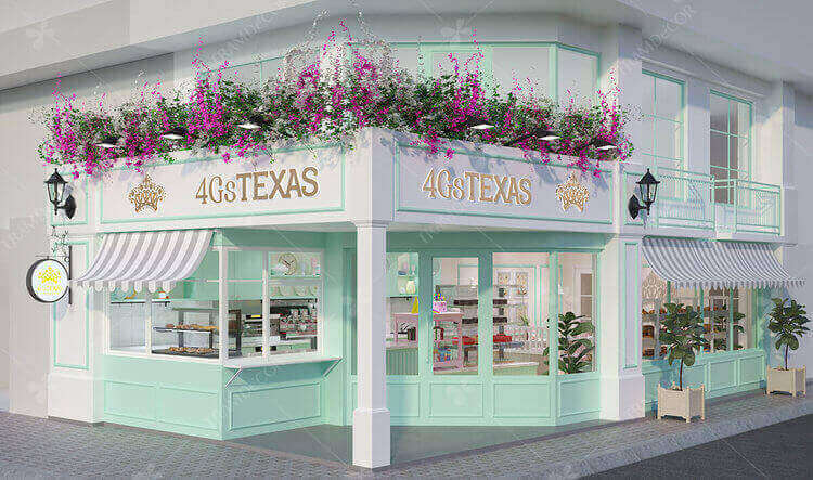 4GS Texas Bakery