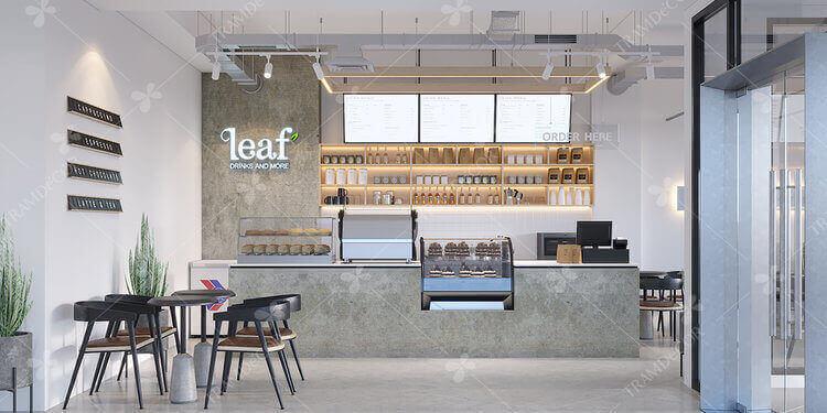 Cafe Leaf Drink and More