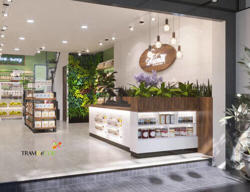 Cửa hàng thực phẩm Ala Mall