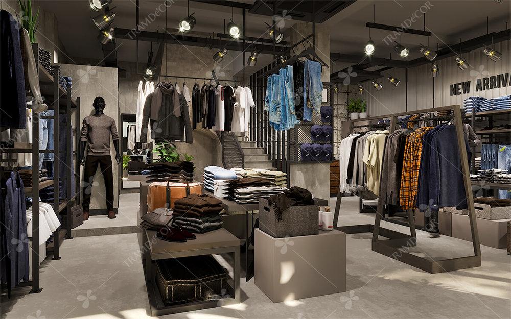 Shop nam Routine Hà Nội