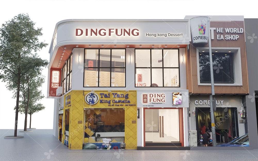 Cửa hàng DinhFung