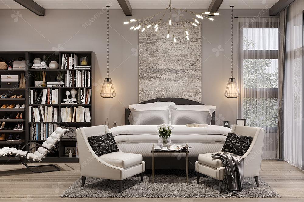 THIẾT KẾ KHÔNG GIAN SỐNG - Không gian nội thất nhà vô cùng quan trọng trong cuộc sống hiện đại ngày nay. Ngôi nhà độc đáo ấn tượng sẽ thể hiện được cái tôi của gia chủ, mang đến không gian thư giãn tiện nghi đối với gia đình vừa thể hiện sự hãnh diện đối với những người ghé thăm. Nếu bạn đang cần thiết kế nội thất nhà ở, căn hộ của mình một cách chuyên nghiệp chỉn chu và hiệu quả hơn, hãy cộng tác ngay Tramdecor - chuyên gia thiết kế nội thất uy tín. Ngoài ra, bạn có thể tham khảo thêm dịch vụ HomeStylist của cty chúng tôi tại website : https://www.homestylistvn.com/