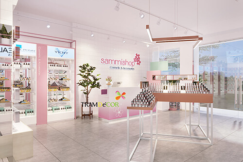 Shop mỹ phẩm Sammi