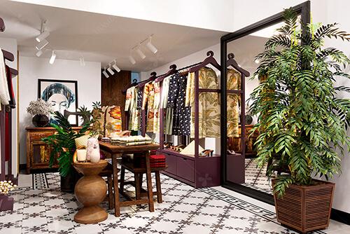 Shop thời trang áo dài