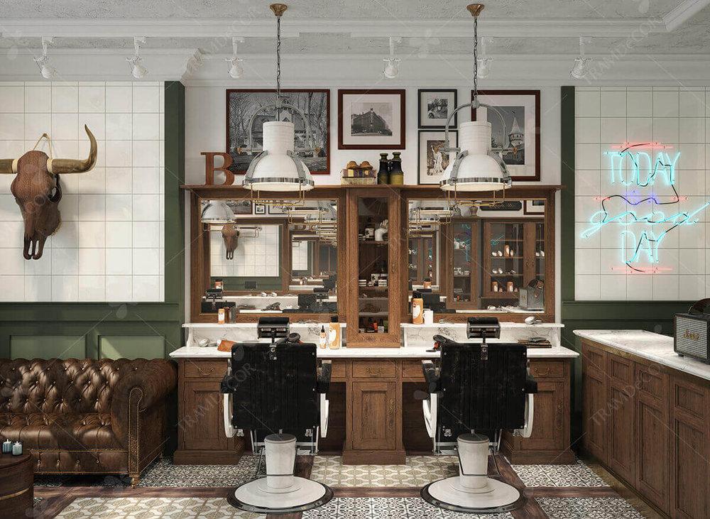 Để thu hút khách hàng thì tài năng của nhà tạo mẫu tóc thôi vẫn chưa đủ. Vẻ bề ngoài cũng chính là một yếu tố cần thiết để thu hút khách hàng từ cái nhìn đầu tiên