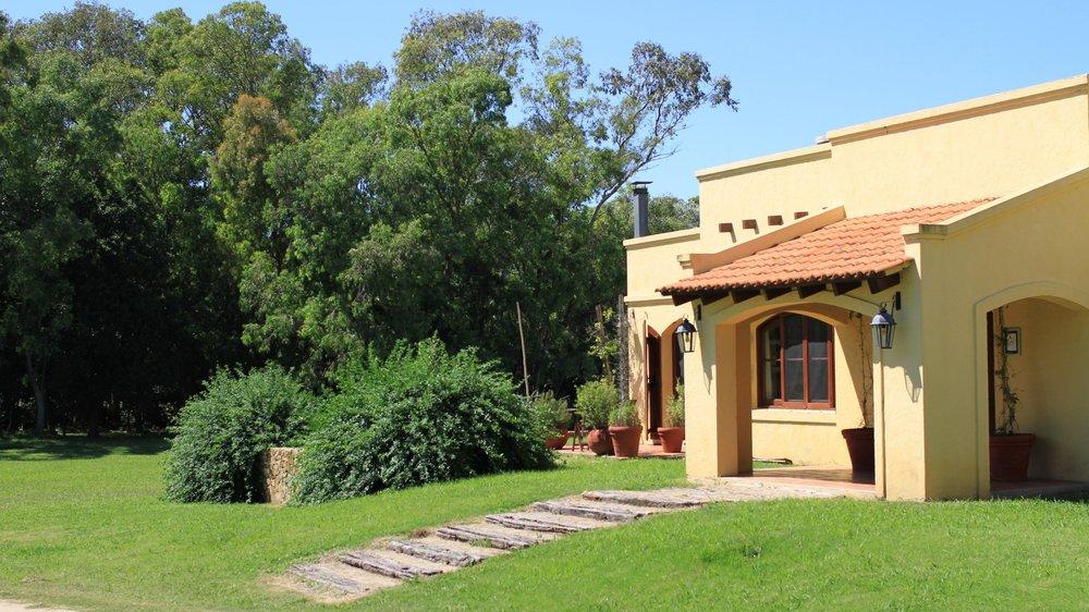 Casa Los Jazmines - Entrance