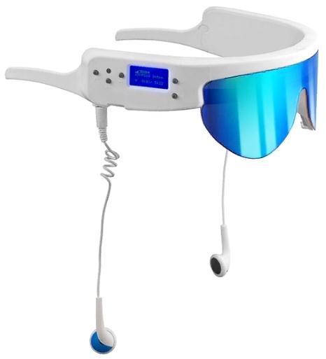 Lunettes PSiO - Un dispositif innovant combinant Relaxation et Luminothérapie