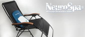 NeuroSpa - Coussin à vibrations acoustiques.Tarif : 15$ à 25$ selon le programme