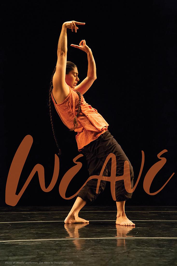 Zoë Klein in  Weave  by Douglas Beasley Photography