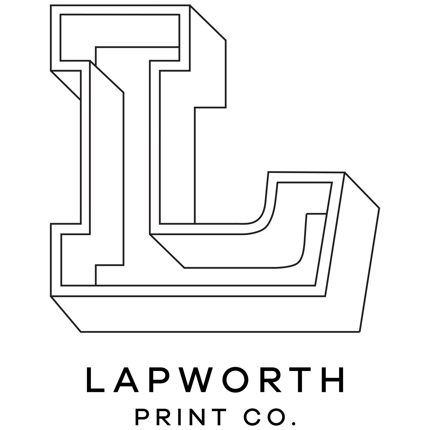 LAPWORTH PRINT CO.