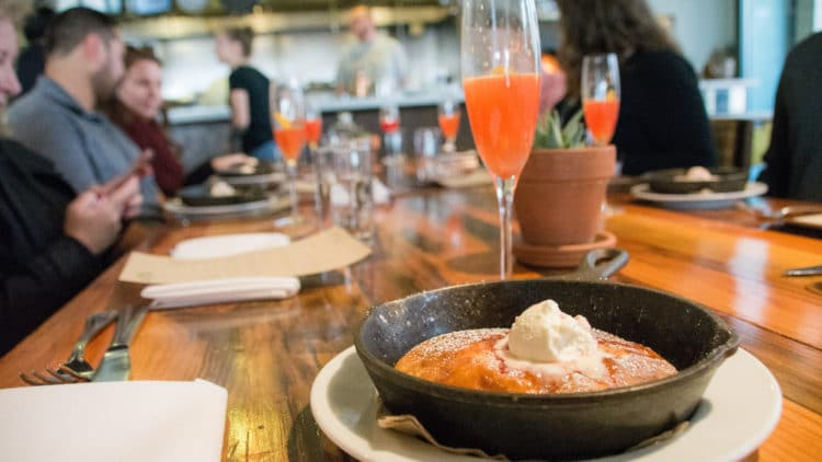 Weekend Brunch Tour - Experience the best of brunch in downtown Napa!