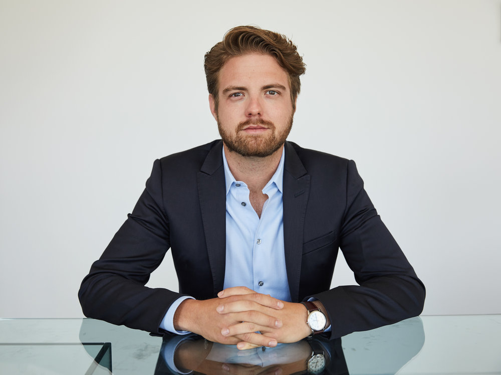 Peter Smith - Founder, Blockchain