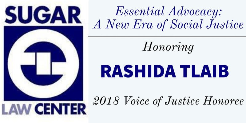 A fundraiser in support of the Sugar Law Center for Economic & Social Justice