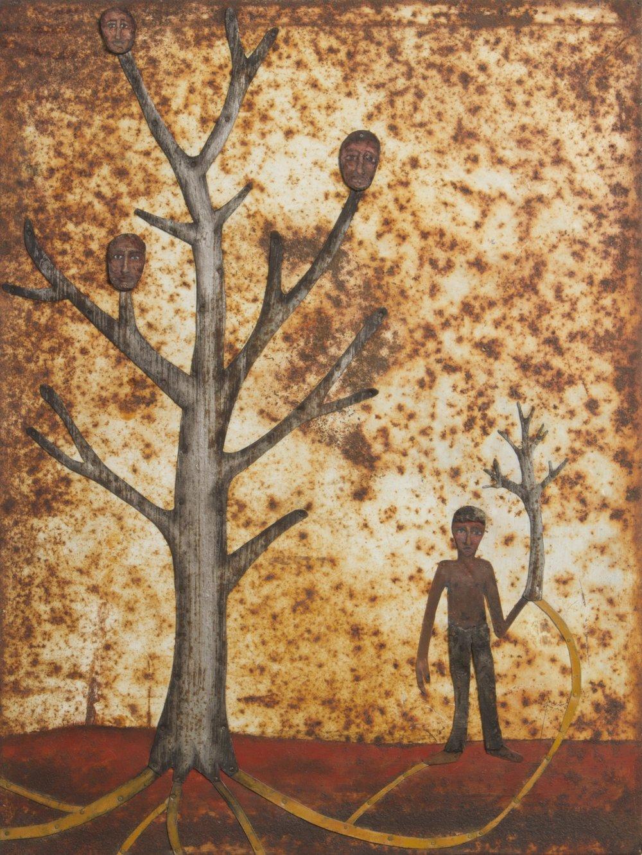 """Family Tree 16""""x21"""""""