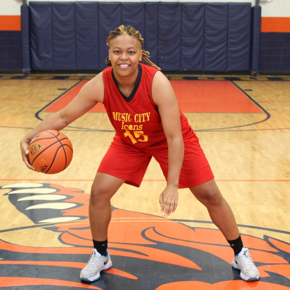 "#22 Aleigh Williams - 5'7"" - GuardCollege: Covenant CollegeHometown: Antioch, TN"