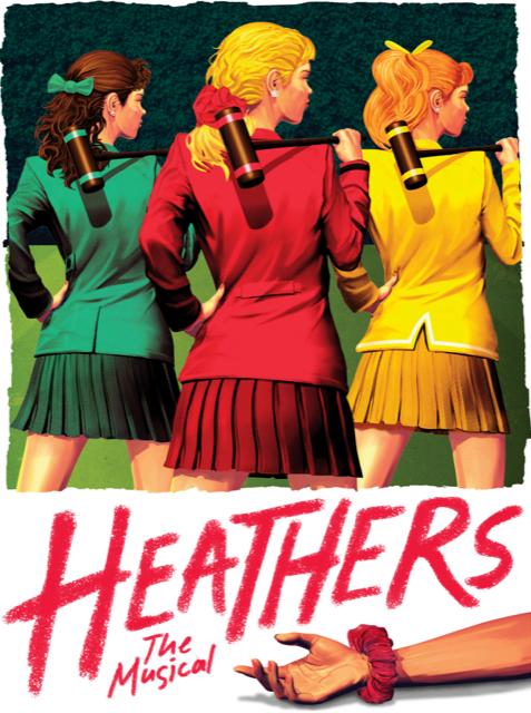 Heathers the Musical — Dan Domenech