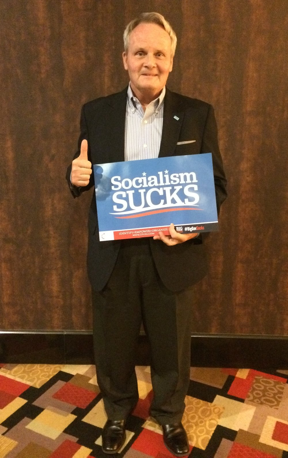 Socialism Sucks, 14 July 2016.JPG