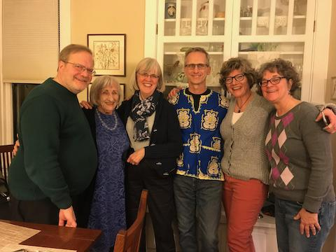 Early in my travels, I was hosted by the Waverly Presbyterian Church mission team in Pittsburgh, Pennsylvania.