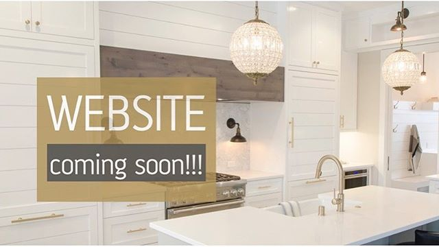 We are super excited to announce the LAUNCH of our new website! In 3 short days we are going LIVE! Stay tuned!