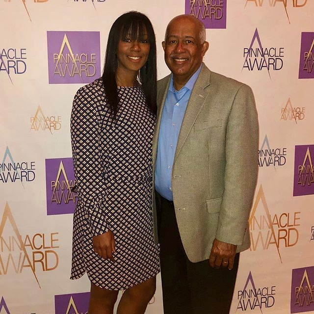 Pinnacle 2019 Awards Luncheon✨We are still smiling from ear to ear after being inducted to join the top realtors in metro-Atlanta! We cannot say thank you enough to our clients.We truly love what we do! #realestate #atlanta #pinnacleaward #honor #kellerwilliams #fatherdaughter