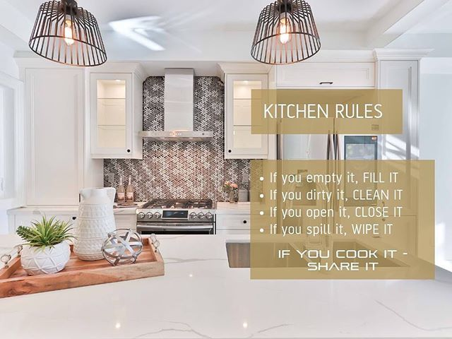 The Kitchen is the Heart of Our House. We Laugh, Sip, Cook, Eat, Share and Love!