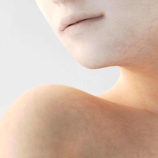Skin shader exploration.