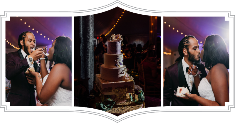 Mr. & Mrs. Manuel & Essence B. at the Historic Mankin Mansion, Richmond, VA.  Photographs by  Ashley Jayde Photography