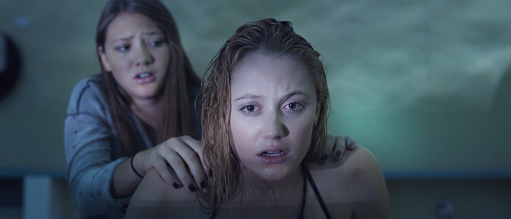 It Follows - 2014, David Robert MitchellAfter carefree teenager Jay (Maika Monroe) sleeps with her new boyfriend, Hugh (Jake Weary), for the first time, she learns that she is the latest recipient of a fatal curse that is passed from victim to victim via sexual intercourse. Death, Jay learns, will creep inexorably toward her as either a friend or a stranger. Jay's friends don't believe her seemingly paranoid ravings, until they too begin to see the phantom assassins and band together to help her flee or defend herself.